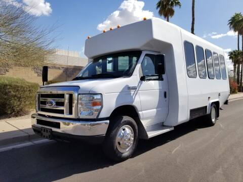 2016 Ford E-Series Chassis for sale at SULLIVAN MOTOR COMPANY INC. in Mesa AZ