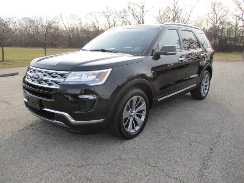 2018 Ford Explorer for sale at Triangle Auto Sales in Elgin IL