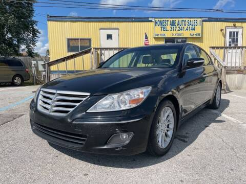 2011 Hyundai Genesis for sale at Honest Abe Auto Sales 2 in Indianapolis IN