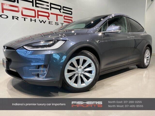 2017 Tesla Model X for sale in Fishers, IN