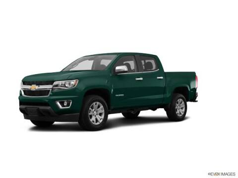 2017 Chevrolet Colorado for sale at Ken Wilson Ford in Canton NC