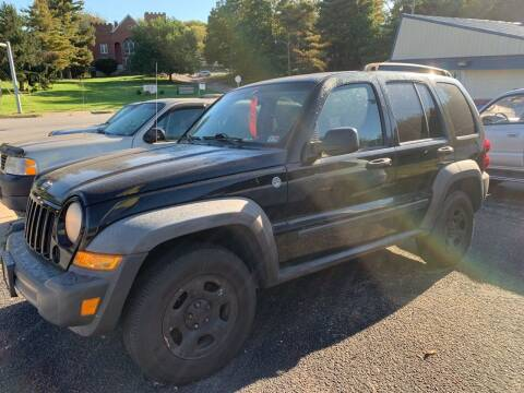 2007 Jeep Liberty for sale at Trax Auto II in Broadway VA