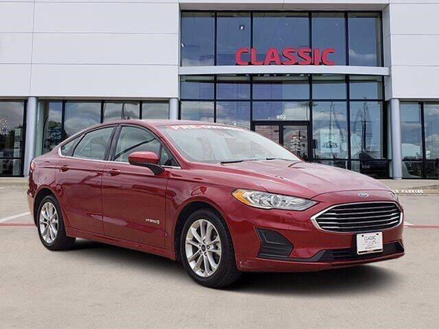 2019 Ford Fusion Hybrid for sale in Texarkana, TX