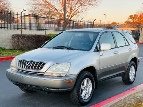 2001 Lexus RX 300 for sale at United Star Motors in Sacramento CA