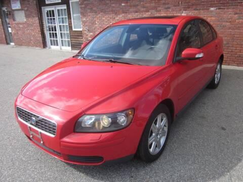 2007 Volvo S40 for sale at Tewksbury Used Cars in Tewksbury MA