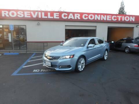 2014 Chevrolet Impala for sale at ROSEVILLE CAR CONNECTION in Roseville CA