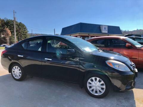 2014 Nissan Versa for sale at CarUnder10k in Dayton TN