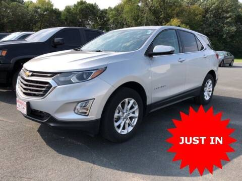 2019 Chevrolet Equinox for sale at Paynesville Chevrolet Buick in Paynesville MN