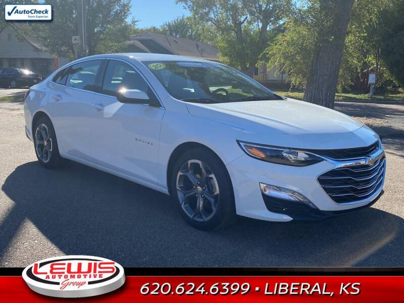 2020 Chevrolet Malibu for sale at Lewis Chevrolet Buick of Liberal in Liberal KS
