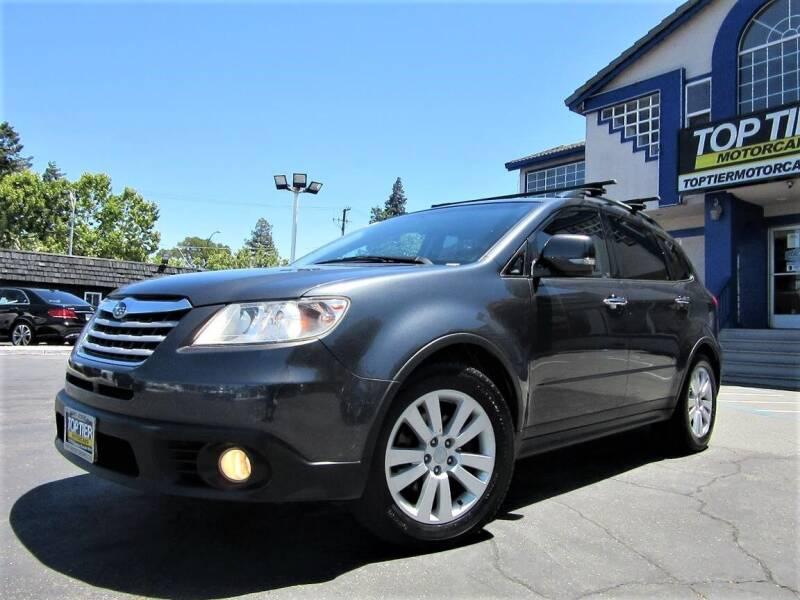 2009 Subaru Tribeca for sale at Top Tier Motorcars in San Jose CA