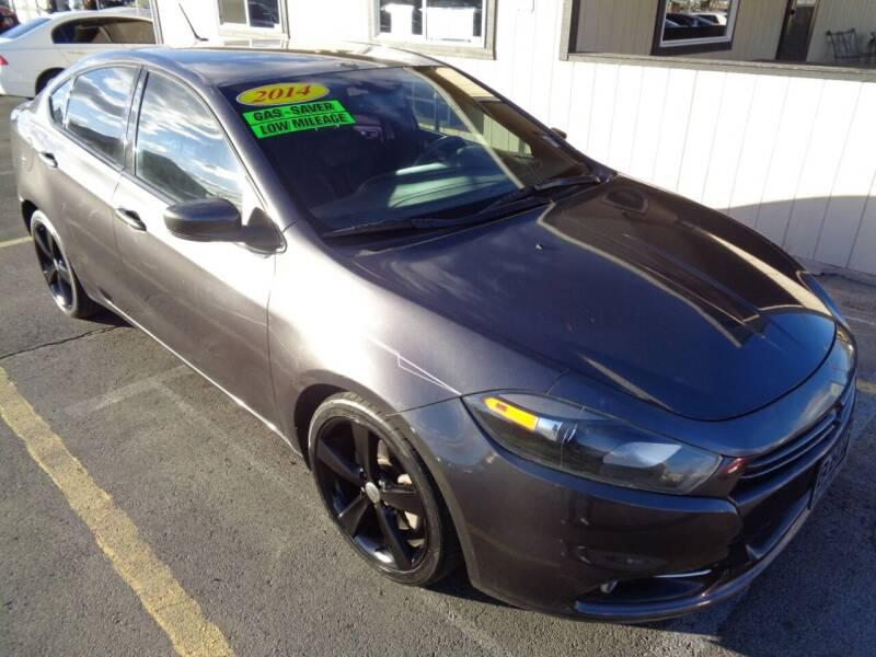 2014 Dodge Dart for sale at BBL Auto Sales in Yakima WA