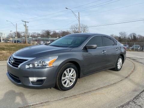 2014 Nissan Altima for sale at Xtreme Auto Mart LLC in Kansas City MO