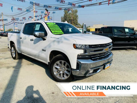 2019 Chevrolet Silverado 1500 for sale at La Playita Auto Sales Tulare in Tulare CA