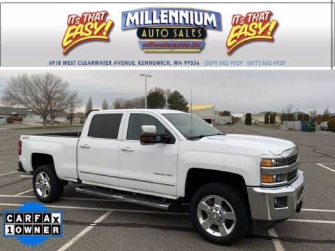 2016 Chevrolet Silverado 2500HD for sale at Millennium Auto Sales in Kennewick WA
