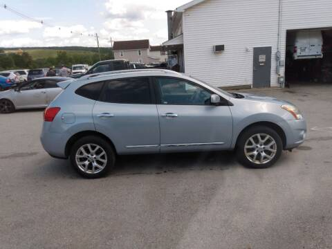 2011 Nissan Rogue for sale at ROUTE 119 AUTO SALES & SVC in Homer City PA