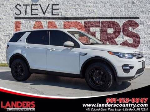 2019 Land Rover Discovery Sport for sale at The Car Guy powered by Landers CDJR in Little Rock AR