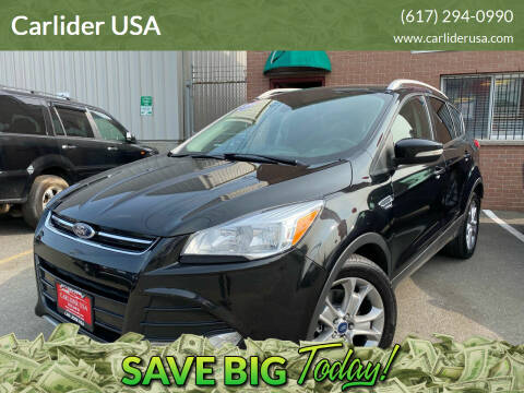 2015 Ford Escape for sale at Carlider USA in Everett MA