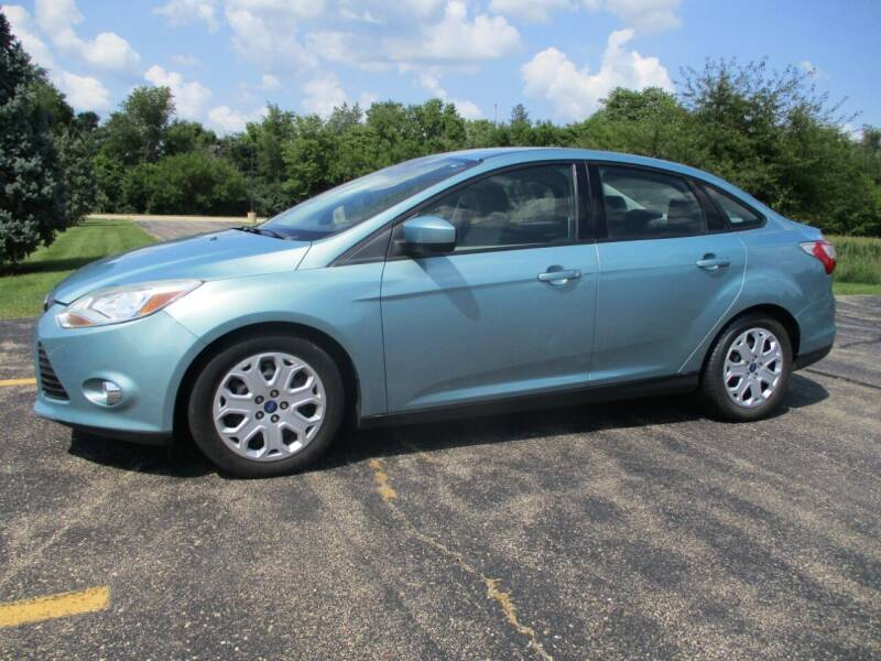 2012 Ford Focus for sale at Crossroads Used Cars Inc. in Tremont IL