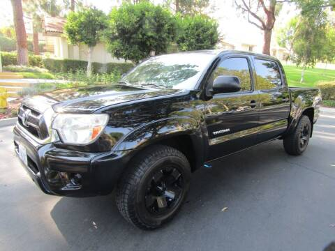 2013 Toyota Tacoma for sale at E MOTORCARS in Fullerton CA