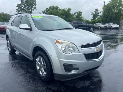 2011 Chevrolet Equinox for sale at Newcombs Auto Sales in Auburn Hills MI