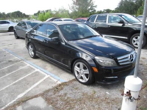 2011 Mercedes-Benz C-Class for sale at Orlando Auto Motors INC in Orlando FL