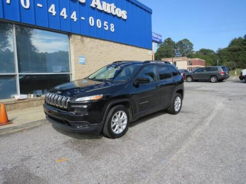 2017 Jeep Cherokee for sale at 1st Choice Autos in Smyrna GA