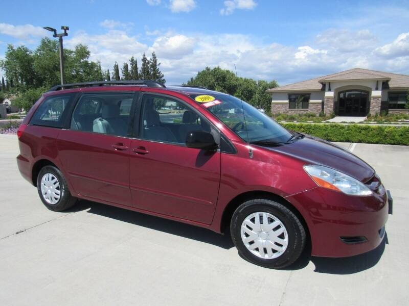 2008 Toyota Sienna for sale at Repeat Auto Sales Inc. in Manteca CA