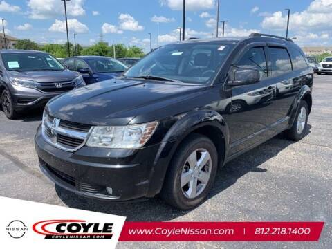 2010 Dodge Journey for sale at COYLE GM - COYLE NISSAN - New Inventory in Clarksville IN