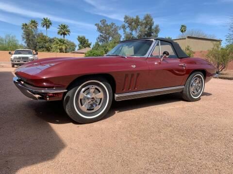 1966 Chevrolet Corvette for sale at AZ Classic Rides in Scottsdale AZ