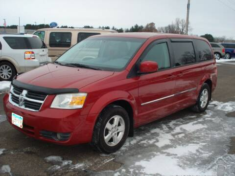 2008 Dodge Grand Caravan for sale at North Star Auto Mall in Isanti MN