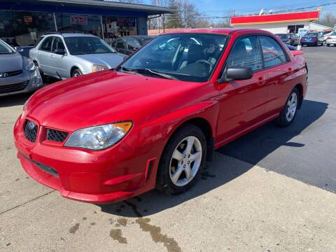 2006 Subaru Impreza for sale at Wise Investments Auto Sales in Sellersburg IN