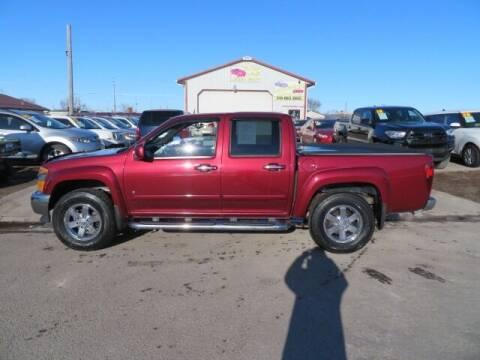 2009 Chevrolet Colorado for sale at Jefferson St Motors in Waterloo IA