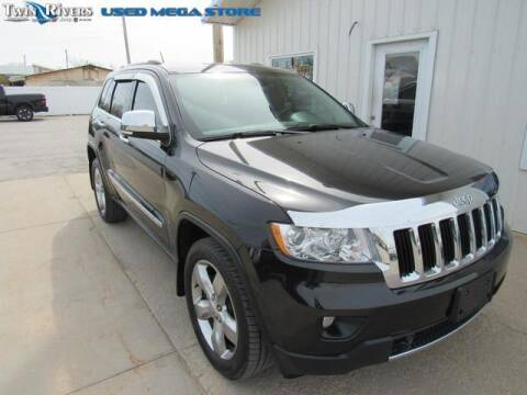 2013 Jeep Grand Cherokee for sale at TWIN RIVERS CHRYSLER JEEP DODGE RAM in Beatrice NE