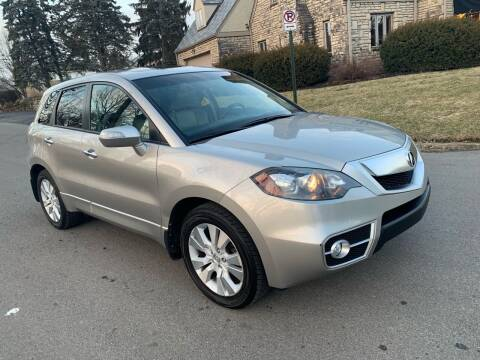 2010 Acura RDX for sale at Via Roma Auto Sales in Columbus OH