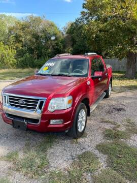 2007 Ford Explorer Sport Trac for sale at Holders Auto Sales in Waco TX