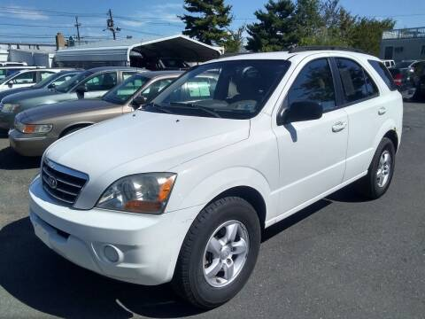 2008 Kia Sorento for sale at Wilson Investments LLC in Ewing NJ