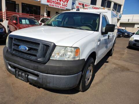 2008 Ford F-150 for sale at Convoy Motors LLC in National City CA
