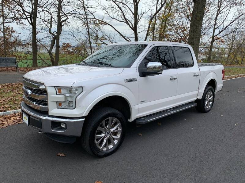 2015 Ford F-150 for sale at Crazy Cars Auto Sale in Jersey City NJ
