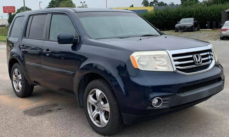2012 Honda Pilot for sale at Family First Auto in Spartanburg SC