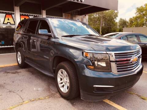 2019 Chevrolet Tahoe for sale at Daniel Auto Sales inc in Clinton Township MI