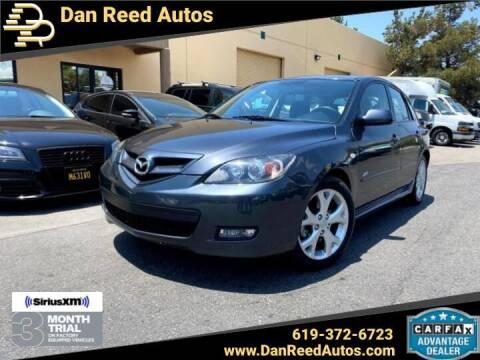 2009 Mazda MAZDA3 for sale at Dan Reed Autos in Escondido CA