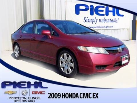 2009 Honda Civic for sale at Piehl Motors - PIEHL Chevrolet Buick Cadillac in Princeton IL