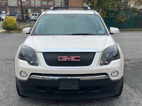 2008 GMC Acadia for sale at Innovative Auto Group in Hasbrouck Heights NJ