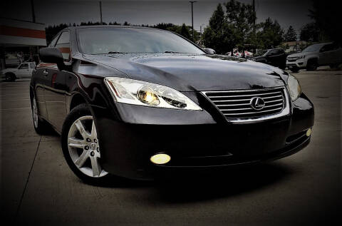 2007 Lexus ES 350 for sale at A1 Group Inc in Portland OR
