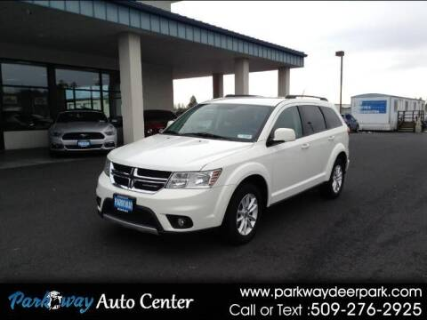 2017 Dodge Journey for sale at PARKWAY AUTO CENTER AND RV in Deer Park WA