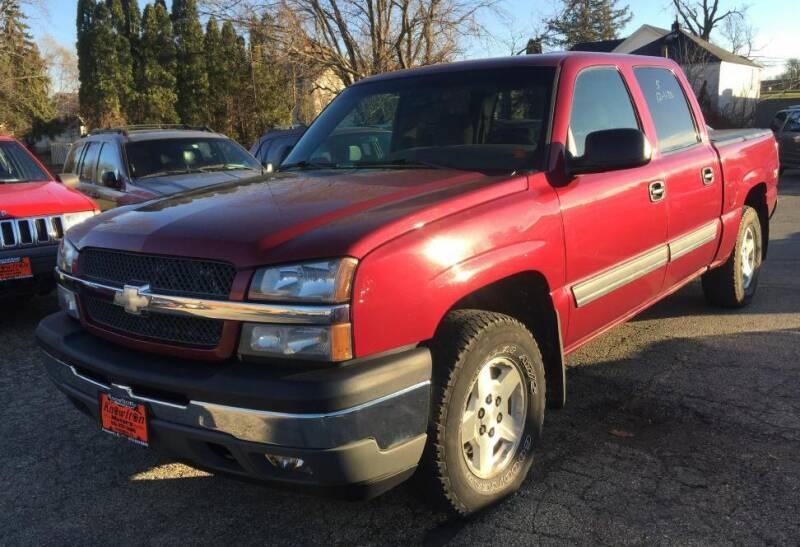 2005 Chevrolet Silverado 1500 for sale at Knowlton Motors, Inc. in Freeport IL