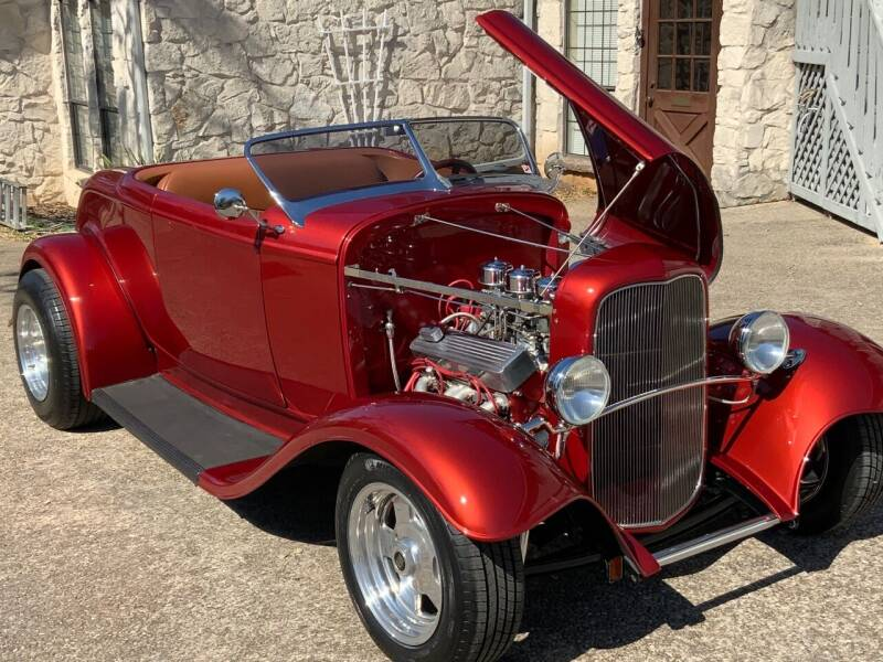 1932 Ford Model A for sale at Mafia Motors in Boerne TX