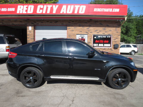 2010 BMW X6 for sale at Red City  Auto in Omaha NE