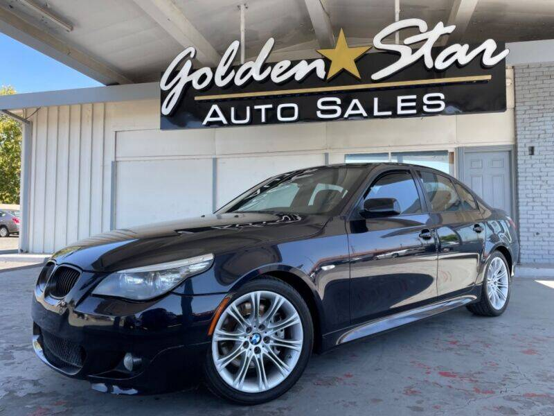 2010 BMW 5 Series for sale at Golden Star Auto Sales in Sacramento CA