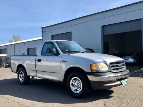 2003 Ford F-150 for sale at DASH AUTO SALES LLC in Salem OR